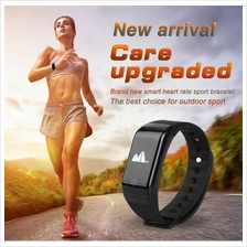 Smartband Sports Bracelet Health Movement Pedometer Heart Rate Monitor)