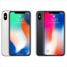 Apple iPhone X [64GB ROM/256GB ROM] Original Apple Malaysia Set)