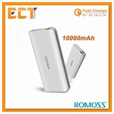 Romoss Solit 5 Fitcharge Technology Fast Charge 10000mAh Power Bank -