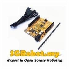 Arduino Compatible DCCduino UNO R3 V3 - Free Micro Usb Cable