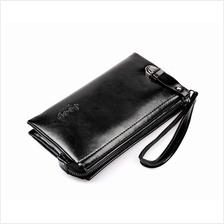 JEEP BULUO HIGH QUALITY BUSINESS UNISEX CLUTCH BAG - A0177