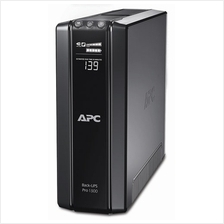 APC UPS Power Saving Backup PRO 1500VA LCD display (BR1500Gi)