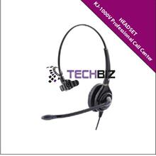 KJ-1000V Professional Call center and Communication Headset