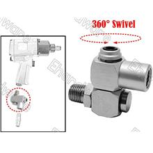 Z-Swivel Air Line Fitting Swivel Connector 1/4' For Air Tools (3208)