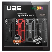 ★ Urban Armor Gear UAG Monarch case Apple iPhone X (2017)