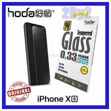 Original HODA 0.3mm 2.5D iPhone X Full Coverage Tempered Glass