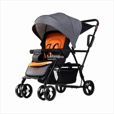 SeeBaby Ultra Comfort Foldable & Portable Lightweight Baby Stroller