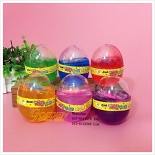 Dinosaur Egg Crystal Slime with Animal toys 6pcs/set