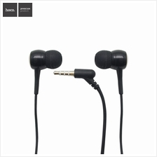 ORIGINAL HOCO M19 IN-EAR EARPHONE WITH REMOTE AND MIC 1.2 METER - BLAC