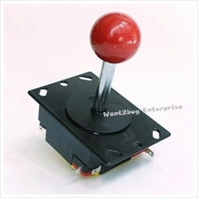 Arcade 8 Way Joystick Replacement Parts for Fighting Game Competition.