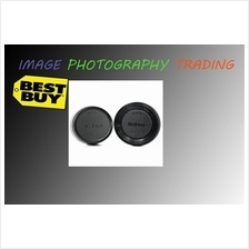 Nikon Rear Lens And Body Cap