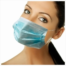 Choose:Earloop 3PLY Disposable Surgical Face Mask-Fight H1N1, Microbes