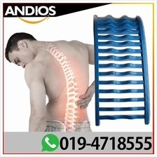 Back Relax Mate  Stretcher Office Car Lumbar Support Pain Relief Tool