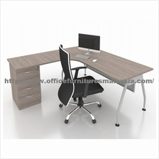 5ft x 5ft Office Manager Table Desk ALO1515 Seri Kembangan USJ