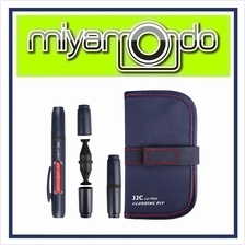 JJC CL-P5II Lens Cleaning Pen Kit Set With Pouch