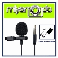JJC SGM-28 Omnidirectional Lavalier Microphone for iPhone