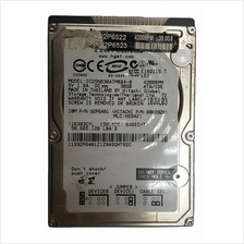 Used 30GB IDE Laptop Hard Disk Drive