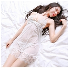 Chantilly Lace Babydoll Sleepwear Sexy Lingerie S253 (2 Colour)