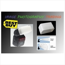 Flash Diffuser Bounce Cover for Nikon Speedlite SB-600 SB600