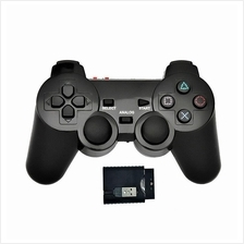 JITE WIRELESS GAMEPAD CX505 CONTROLLER FOR USB/PS2/PS3 VIBRATION (OR-GP505V)