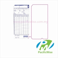 Time Punch Card (D)