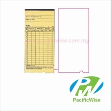 Time Punch Card (B)