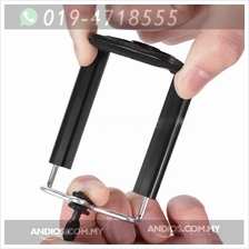 "Phone Holder Clip with 1/4"" Screw Hole for Selfie Self-Timer Monopod/T"