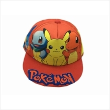 Limited Edition Pokemon Cap for Children