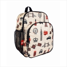 Akarana Toddler Backpack London Iconic