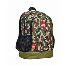 Akarana Toddler Backpack Woodland Full Camo
