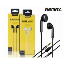 Remax Pure Music/ Bass Booster RM 303 Stereo Earphones With Mic