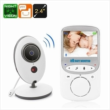 ★ 2 Way Talk Audio Video Baby Monitor (WBM-05)