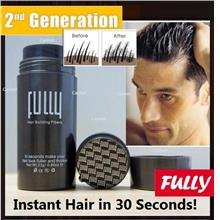 【FULLY】23g Hair Building Fiber**Hair Loss** hairloss ram