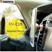 REMAX-RM-C19 Magnetic Car Holder AirCon vent 360° Mount