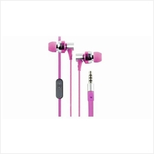 CLiPtec G-HALLO In-Ear Earphone with Microphone (BME757) - Orange