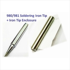 Soldering Iron Tip Enclosure 980-T-B Replacement for Hakko 980/981