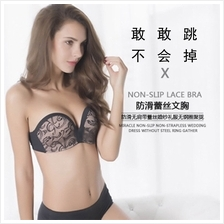 [Ready Stock] Korean Wonder Miracle Lace Bra - RS012