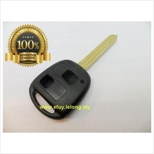 TOYOTA CELICA CAMRY Remote Car Key Blank 2 Button Replacement Shell