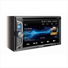 Alpine IVE-W560E 6.1 inch Double DIN Bluetooth DVD CD USB Car Stereo R