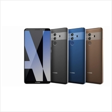 HUAWEI MATE 10 PRO (ORIGINAL SET) + ORIGINAL ACCESSORIES worth RM307