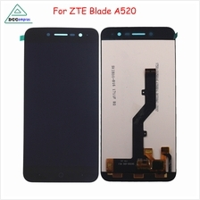 BSS Zte Blade A520 Lcd + Touch Screen Digitizer Sparepart
