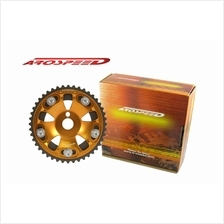 AROSPEED Adjustable Cam Pulley PRODUA KANCIL 660( Rose Gold)