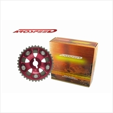AROSPEED Adjustable Cam Pulley Toyota AE86 (Red)