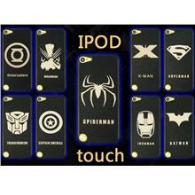 Apple iPod Touch 4 Touch 5 Touch 6 casing back cover superheoes