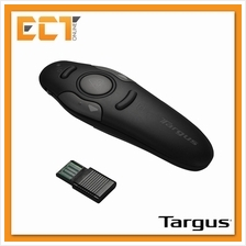 Targus 2.4GHz Wireless USB Presenter with Laser Pointer - AMP16AP