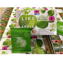IDOL LIKE SLIM Apple Drink Fruit Lose Weight Block Burn Clear Fit