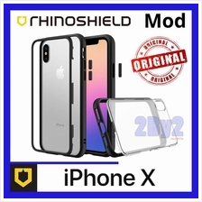 Original RhinoShield MOD case Apple iPhoneX iPhone X case cover