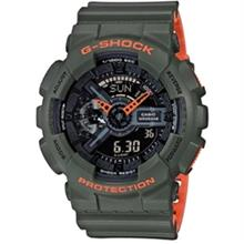 Casio G-Shock GA-110LN-3A Special Color Series Ana-Digital Watch