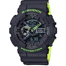 Casio G-Shock GA-110LN-8A Special Color Series Ana-Digital Watch