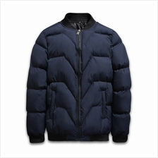 96219f1eb4f DOLLYPOODY Men Plus Size Winter Cotton Jacket Coat (3 Colours)